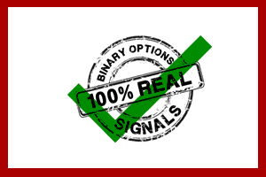 Real Binary Options Signals